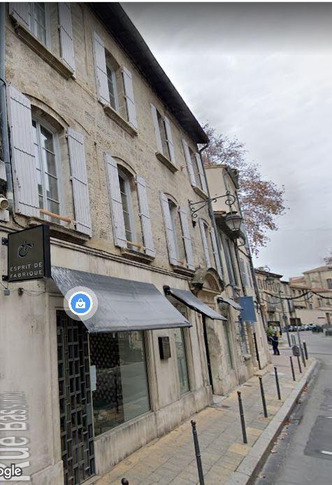façade local commercial